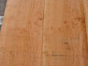 cats paw cherry lumber, 8/4 cats paw cherry, premium lumber