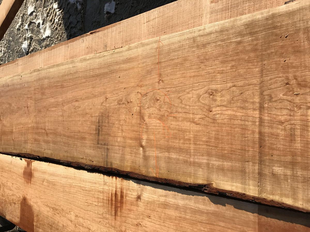 cherry, premium lumber, high quality lumber