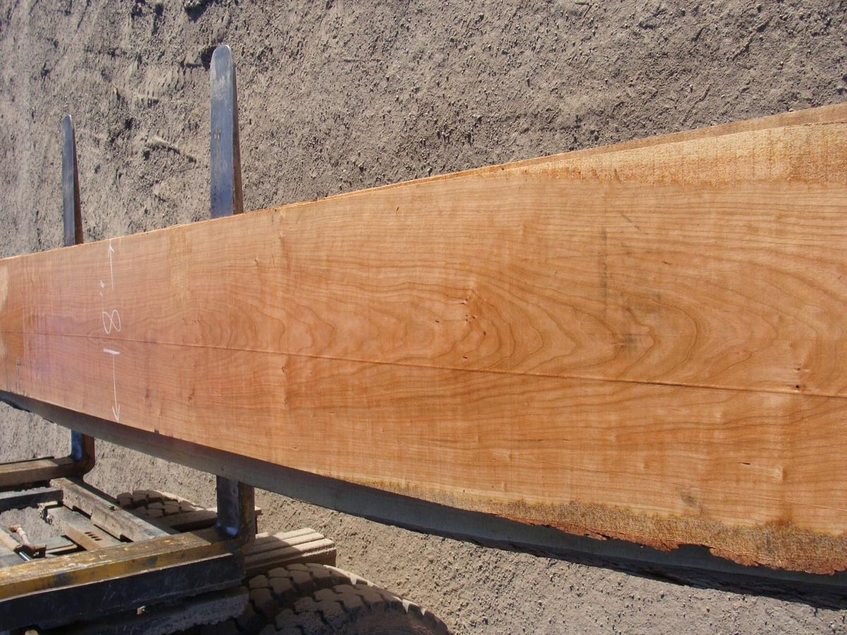 long cherry lumber, wide cherry, high quality lumber, premium lumber