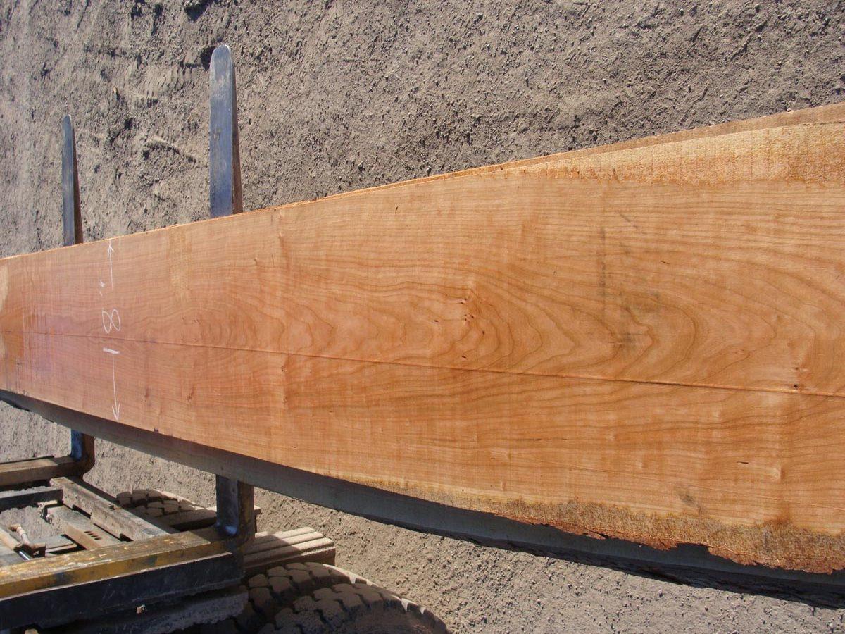long cherry lumber, wide cherry, high quality lumber, premium lumber