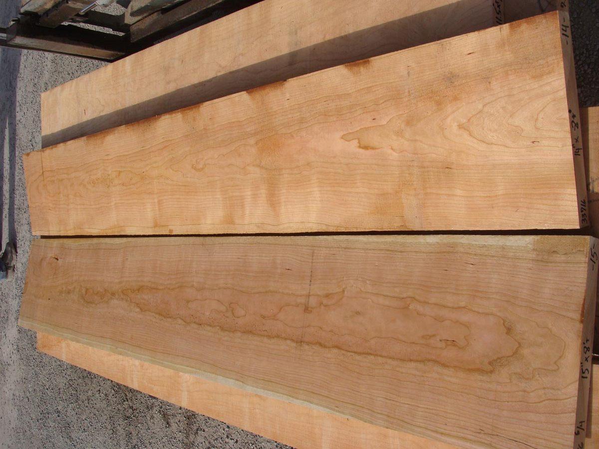 cherry tabletop, hardwood tops, premium lumber, 6/4 cherry