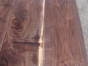 figured walnut, unsteamed walnut, hardwood tops