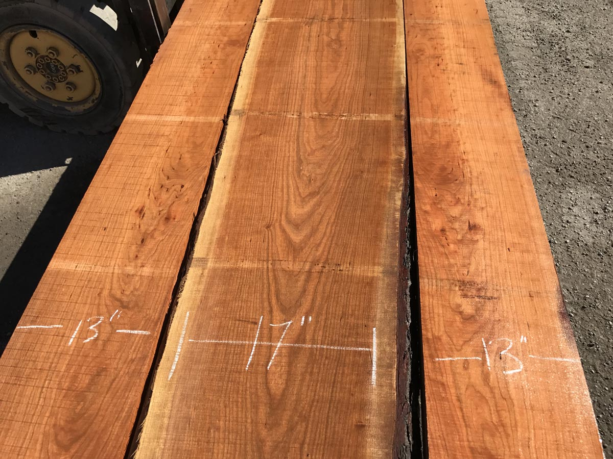 "2"" thick Cherry Table top / Counter top"
