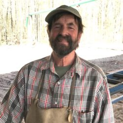 Louis Irion, Owner Irion Lumber Company