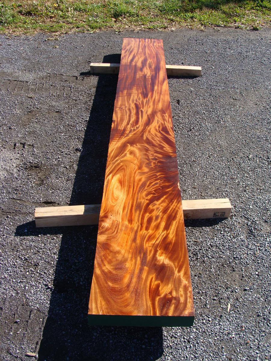 Mahogany Board - Irion Lumber Company