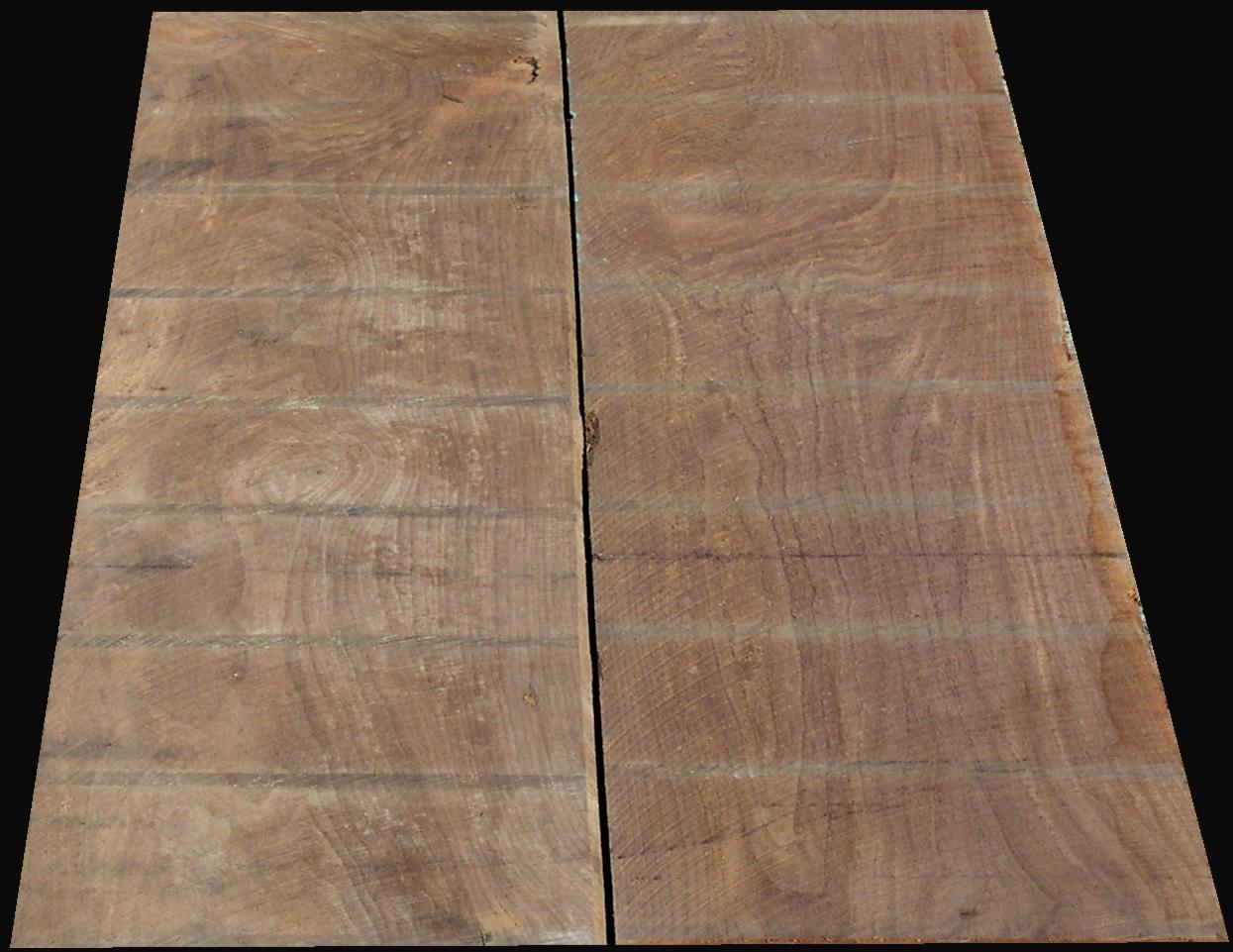 Wide Walnut Boards Large