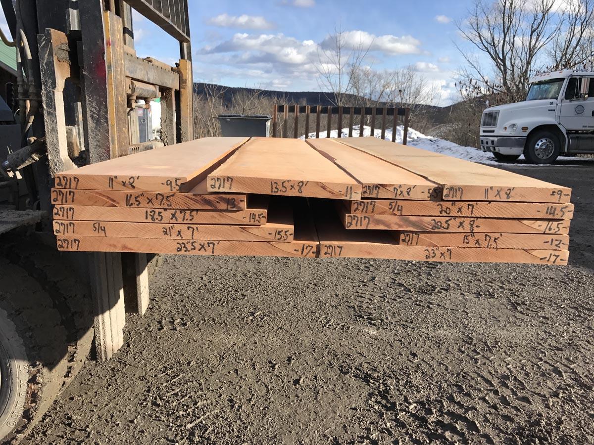 wide cherry, hardwood tops, wooden tops, premium lumber