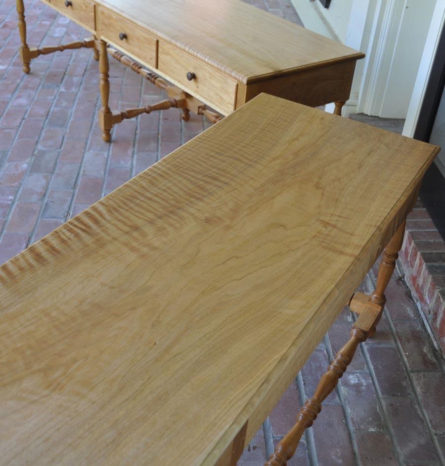 Kent's Butternut Table Top