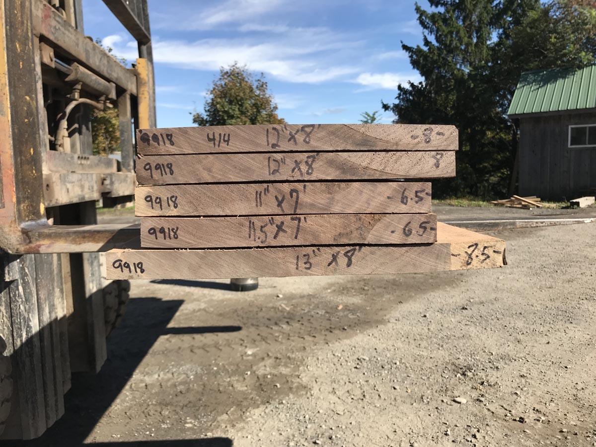 wooden tabletops, hardwood tabletops, walnut