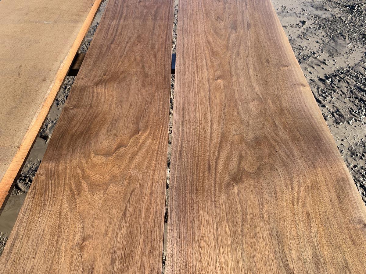 hardwood tops, wooden tops, walnut