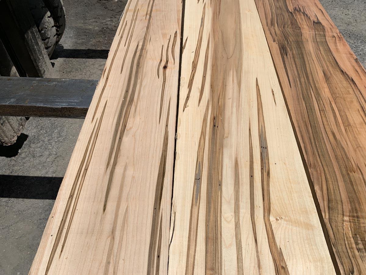 wooden tops, hardwood tops, ambrosia maple