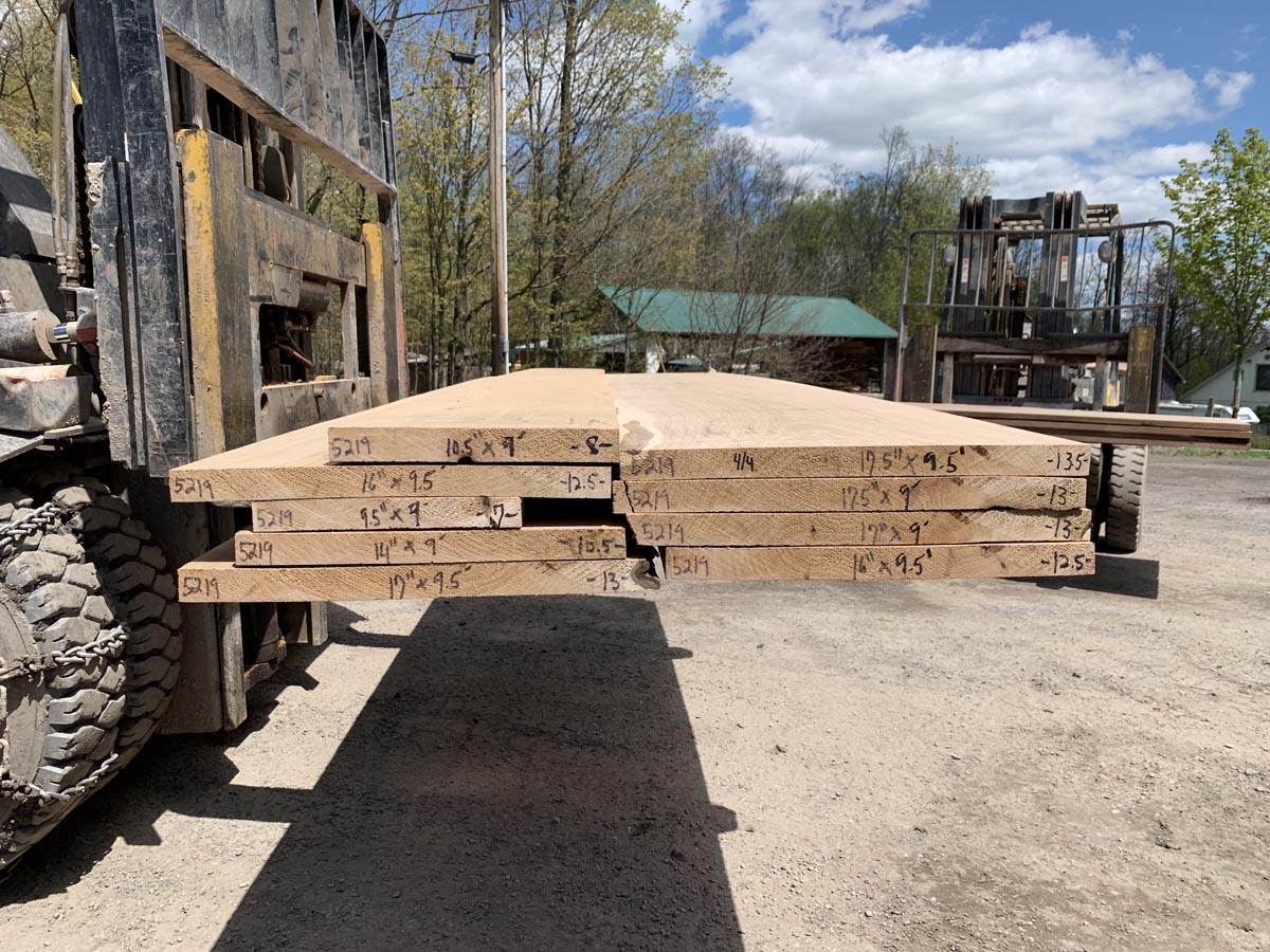 custom hardwood, highend lumber, butternut