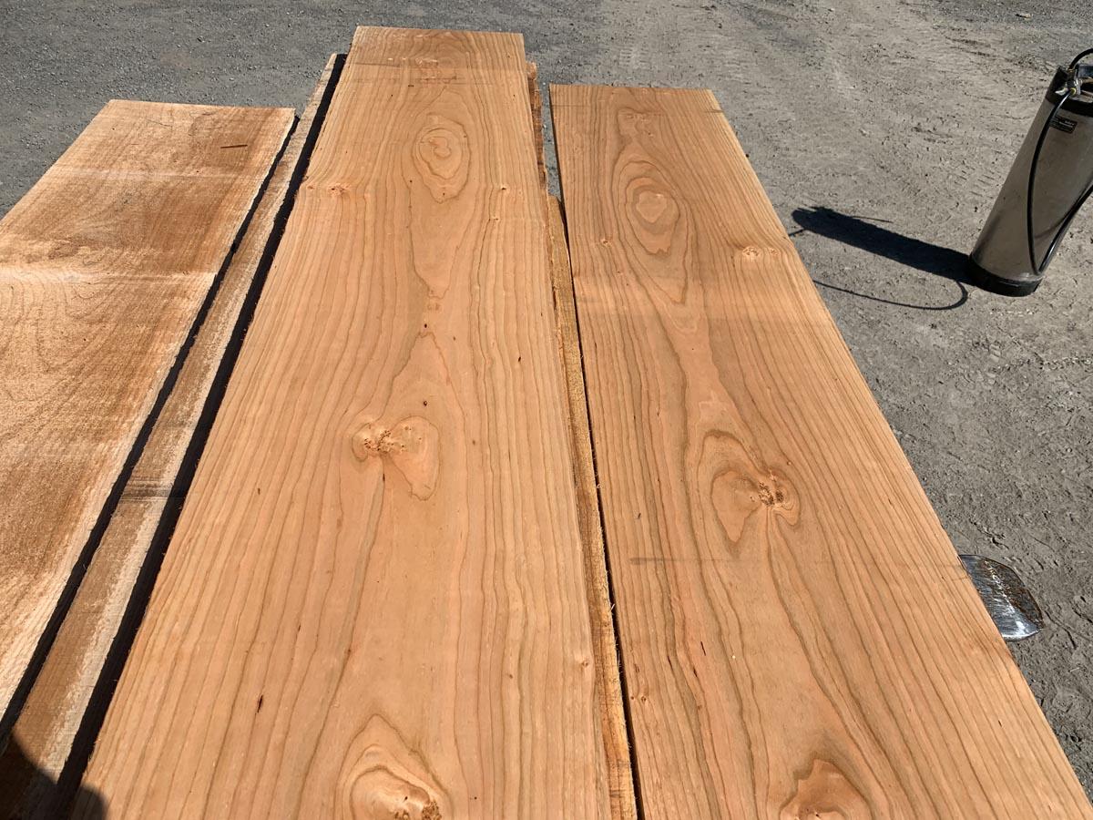 custom hardwood, cats paw cherry