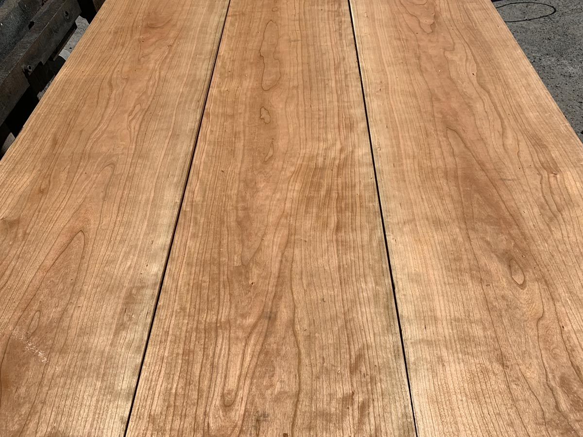 wooden top, premium tabletop, curly cherry