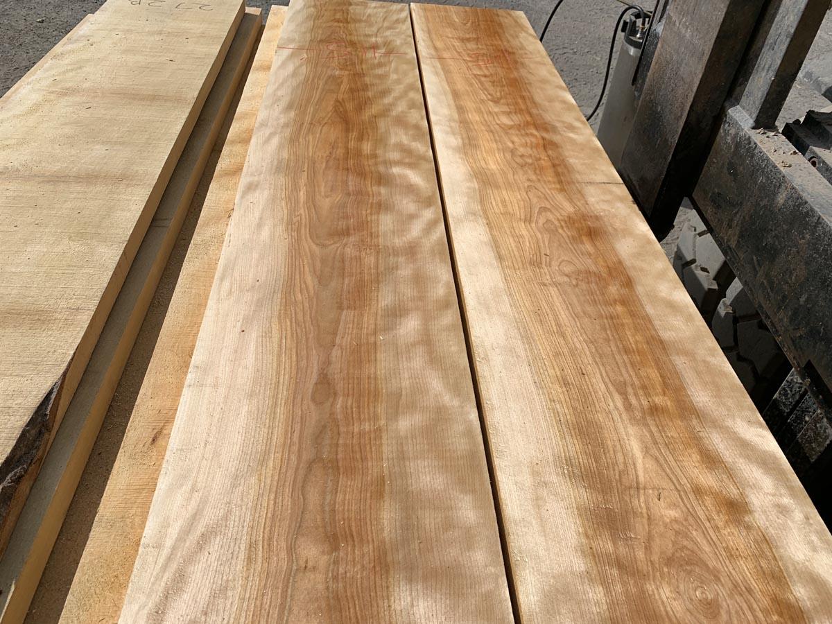 wooden tops, bar tops, flame birch