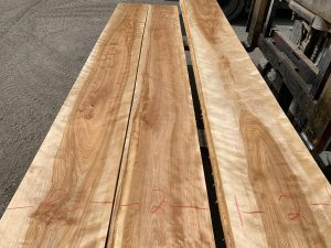 hardwood tops, woode tops, flame birch