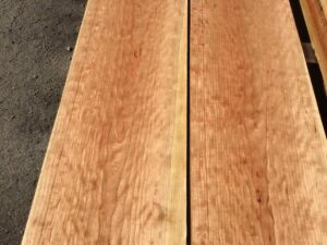 wide lumber, wooden tops, curly cherry