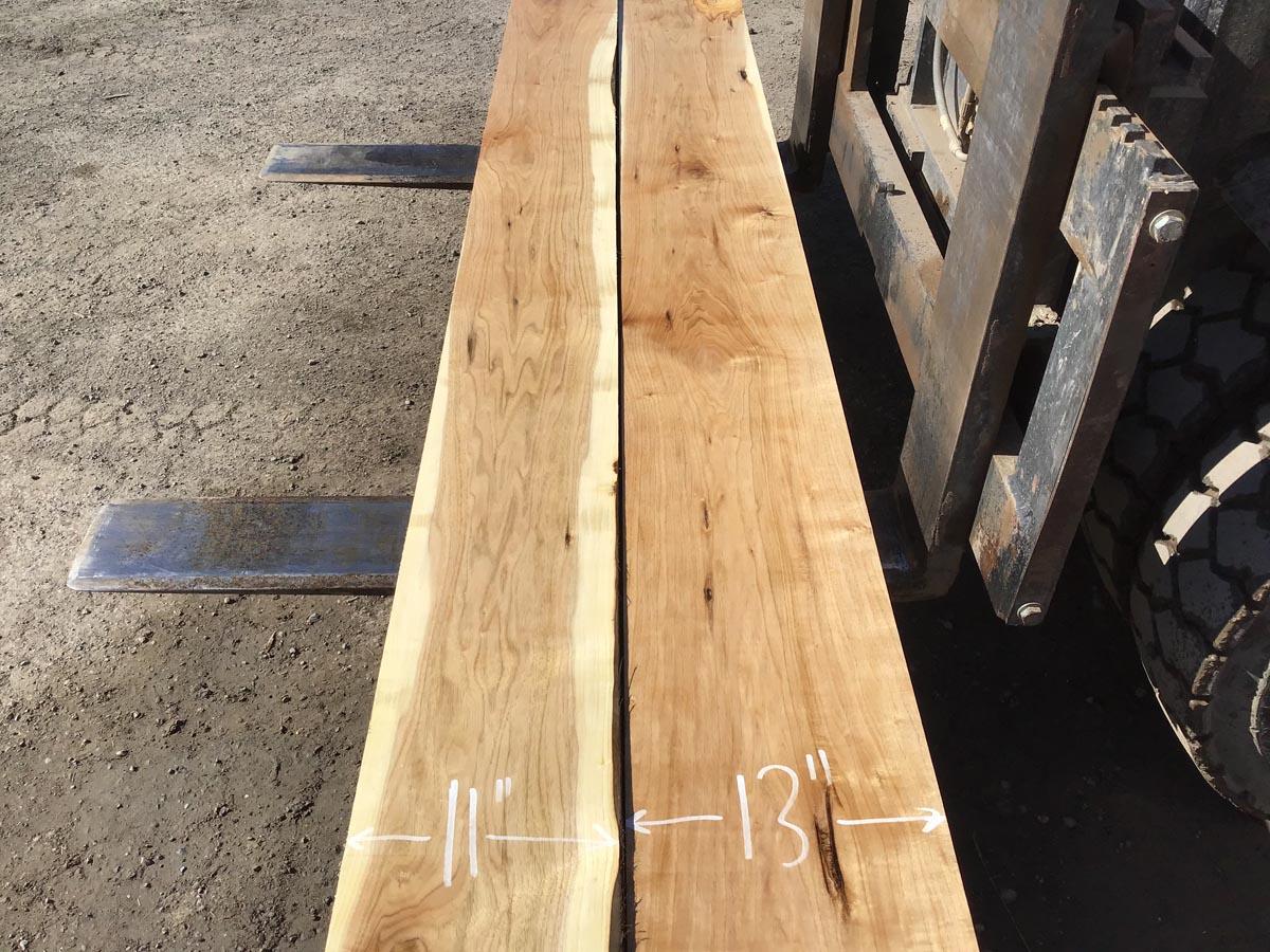 wooden tops, hardwood tops, rustic butternut