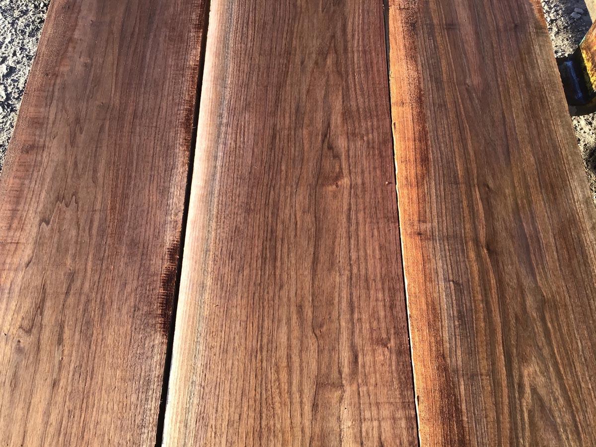 premium walnut, unsteamed walnut, walnut tabletop