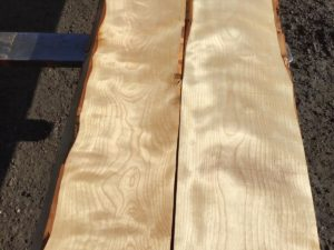 flame birch, wooden tops, premium lumber, high quality flame birch