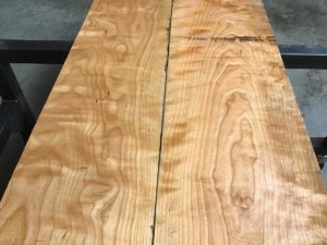 premium lumber, high quality lumber, curly cherry