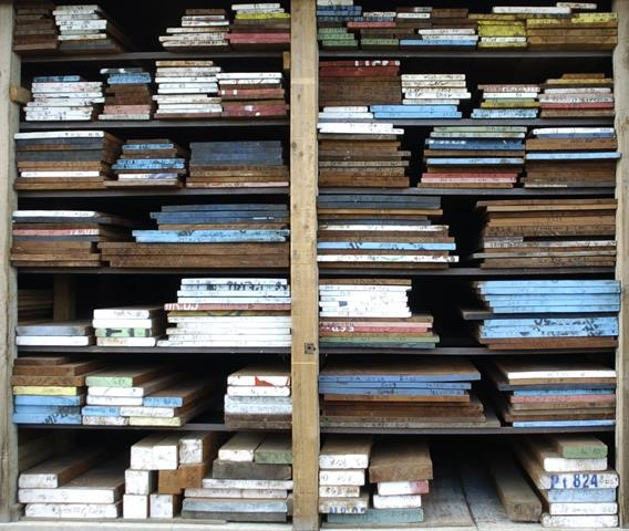 Irion Lumber - Boards