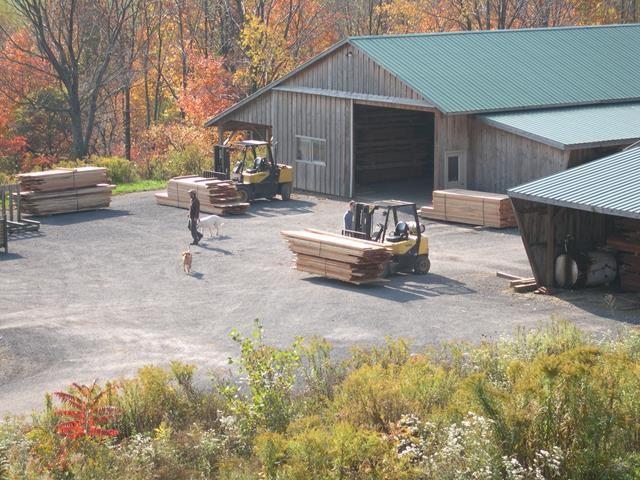 Irion Lumber Company - Warehouse