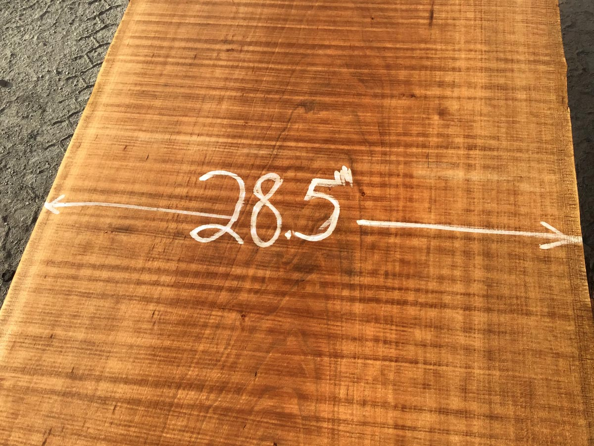 cherry slab, live edge cherry slab, wide tabletop, bar tops, wooden tops