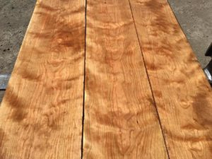 curly cherry lumber, premium lumber, high quality curly cherry