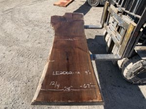 live edge walnut, walnut slab, tabletops, countertops