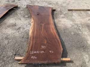 walnut slab, live edge walnut, unsteamed walnut, high quality tabletops