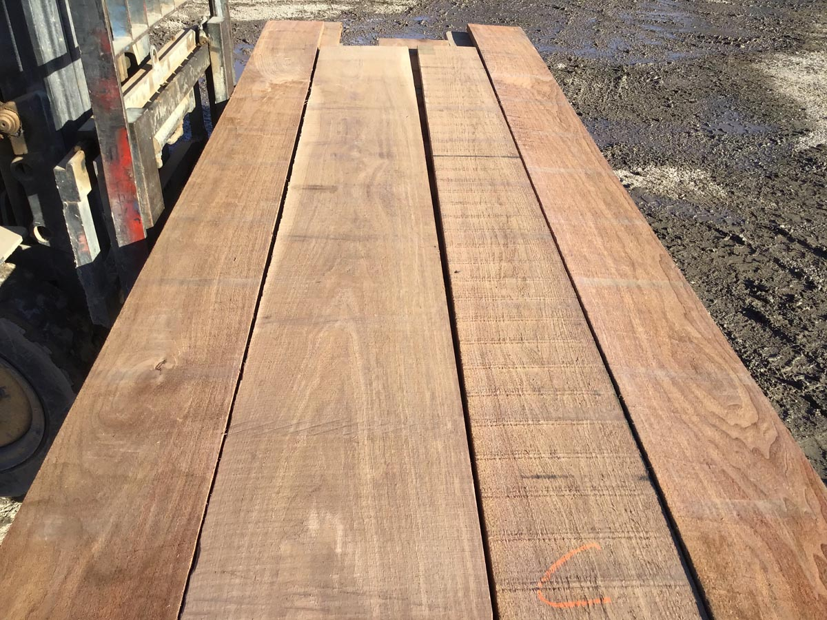 walnut grade lumber, unsteamed walnut, high quality lumber