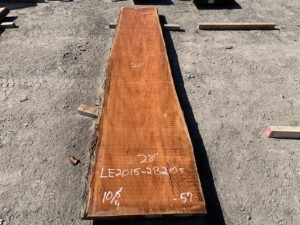 live edge cherry, cherry slab, wooden tops, hardwood tops