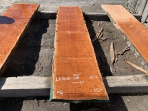 live edge curly cherry, curly cherry lumber, premium lumber, high quality lumber