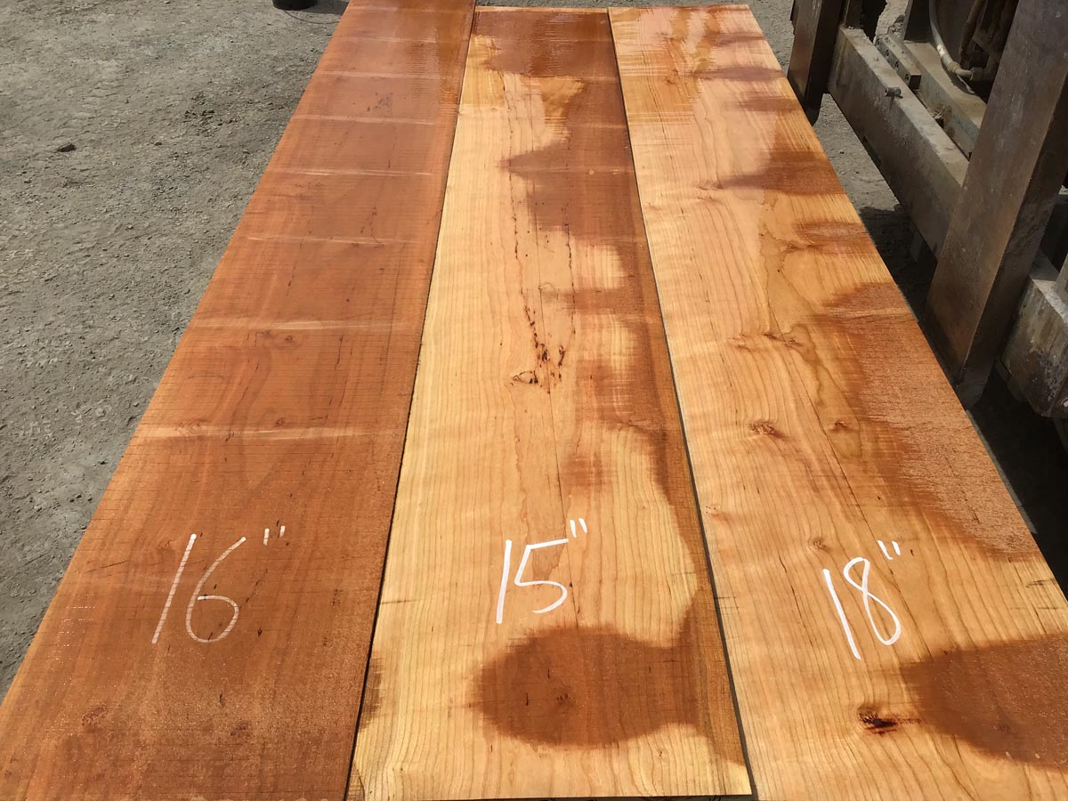 cherry tabletop, premium lumber, high quality lumber