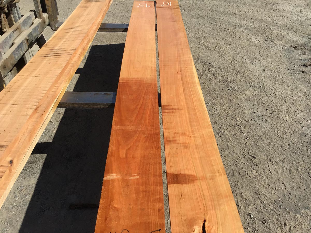 curly cherry lumber, hardwood tops, premium lumber
