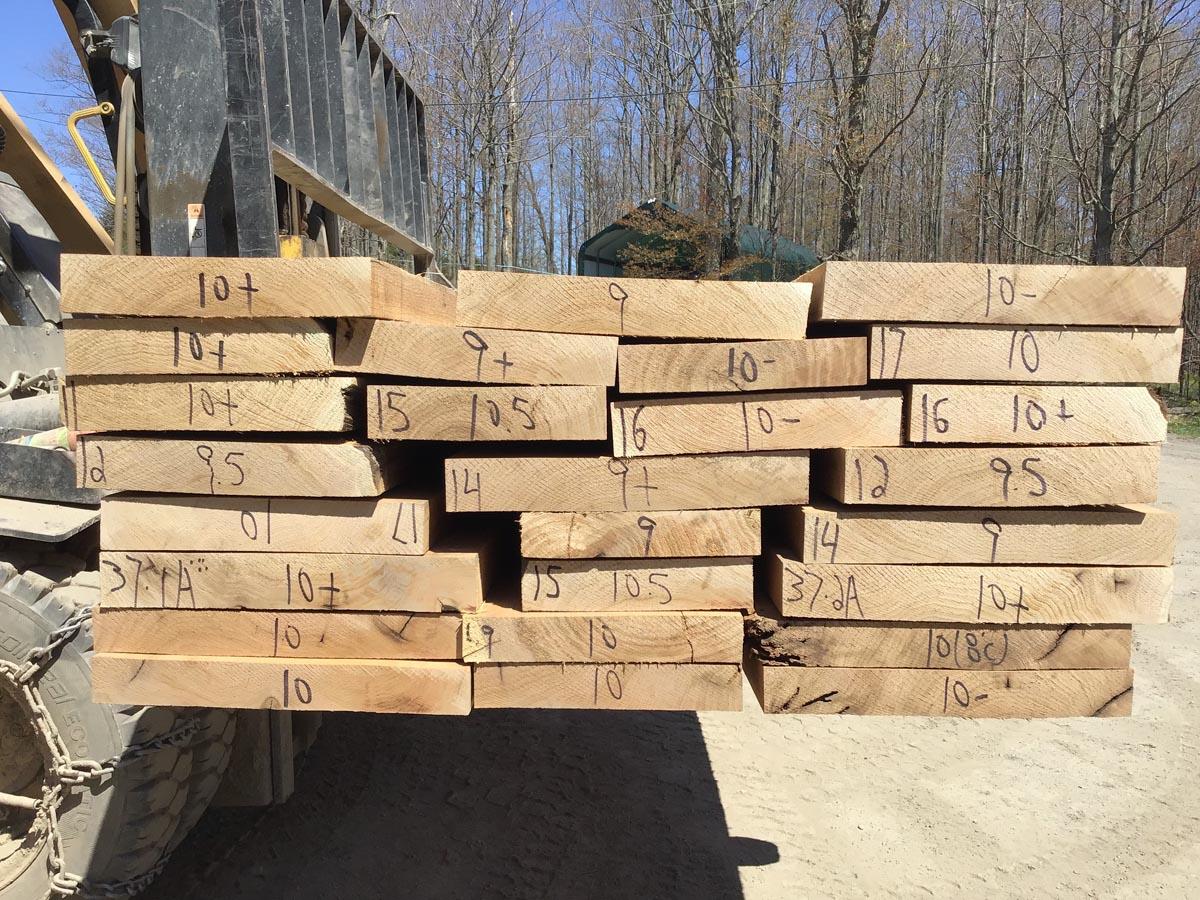 butternut grade lumber, wooden tops, hardwood tops