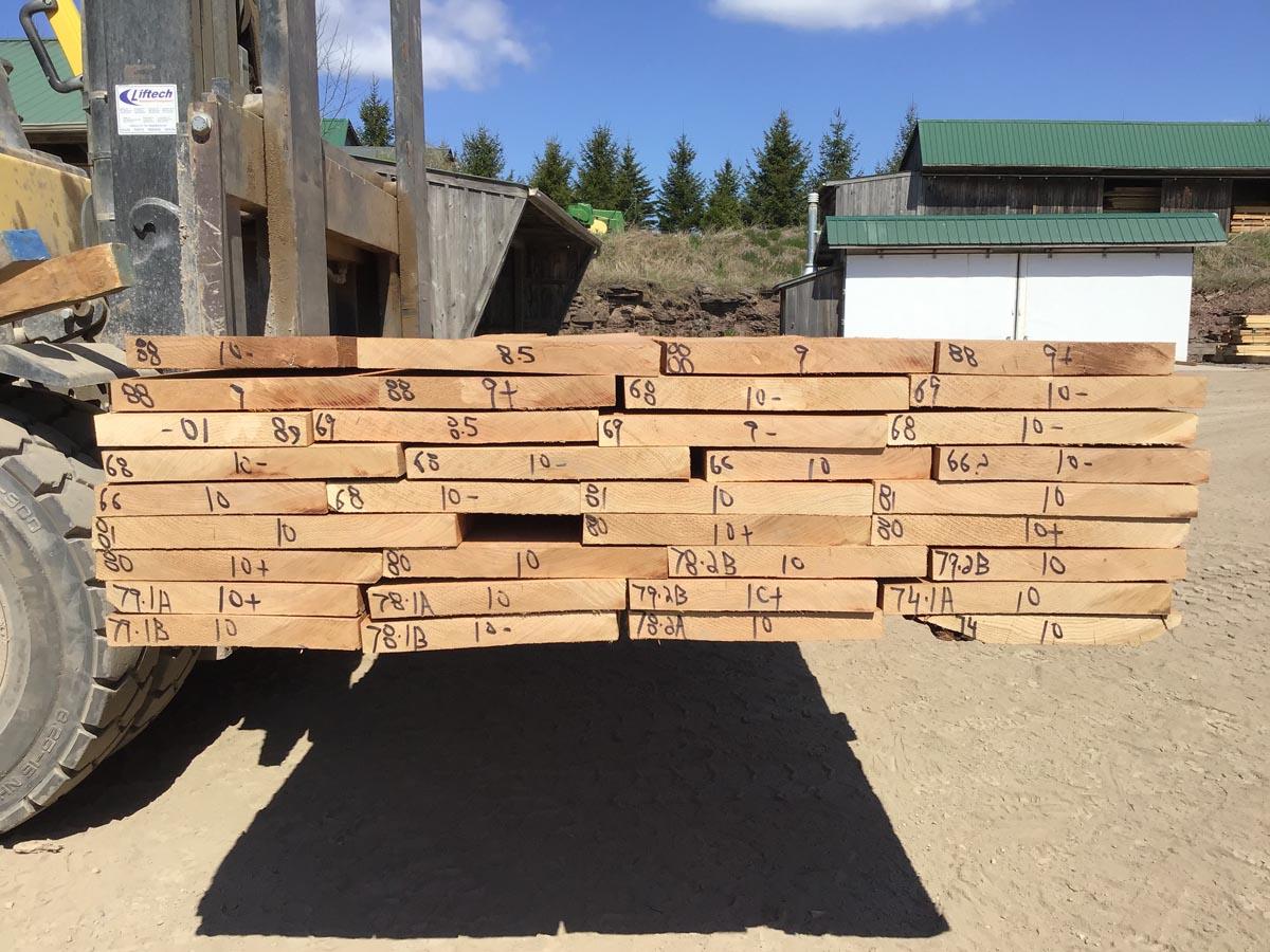 cherry grade lumber, wooden tops, premium lumber