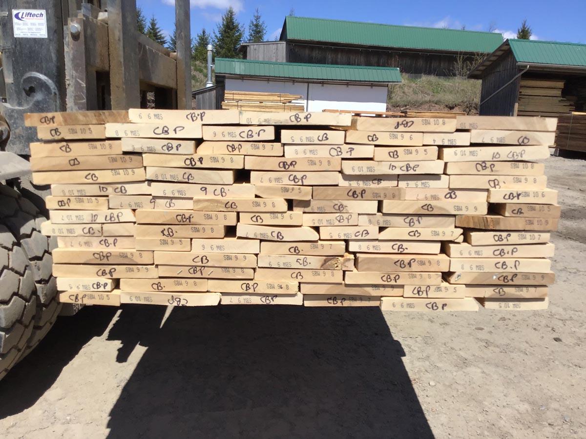 curly birch grade lumber, premium lumber, figured hardwood, wooden tops