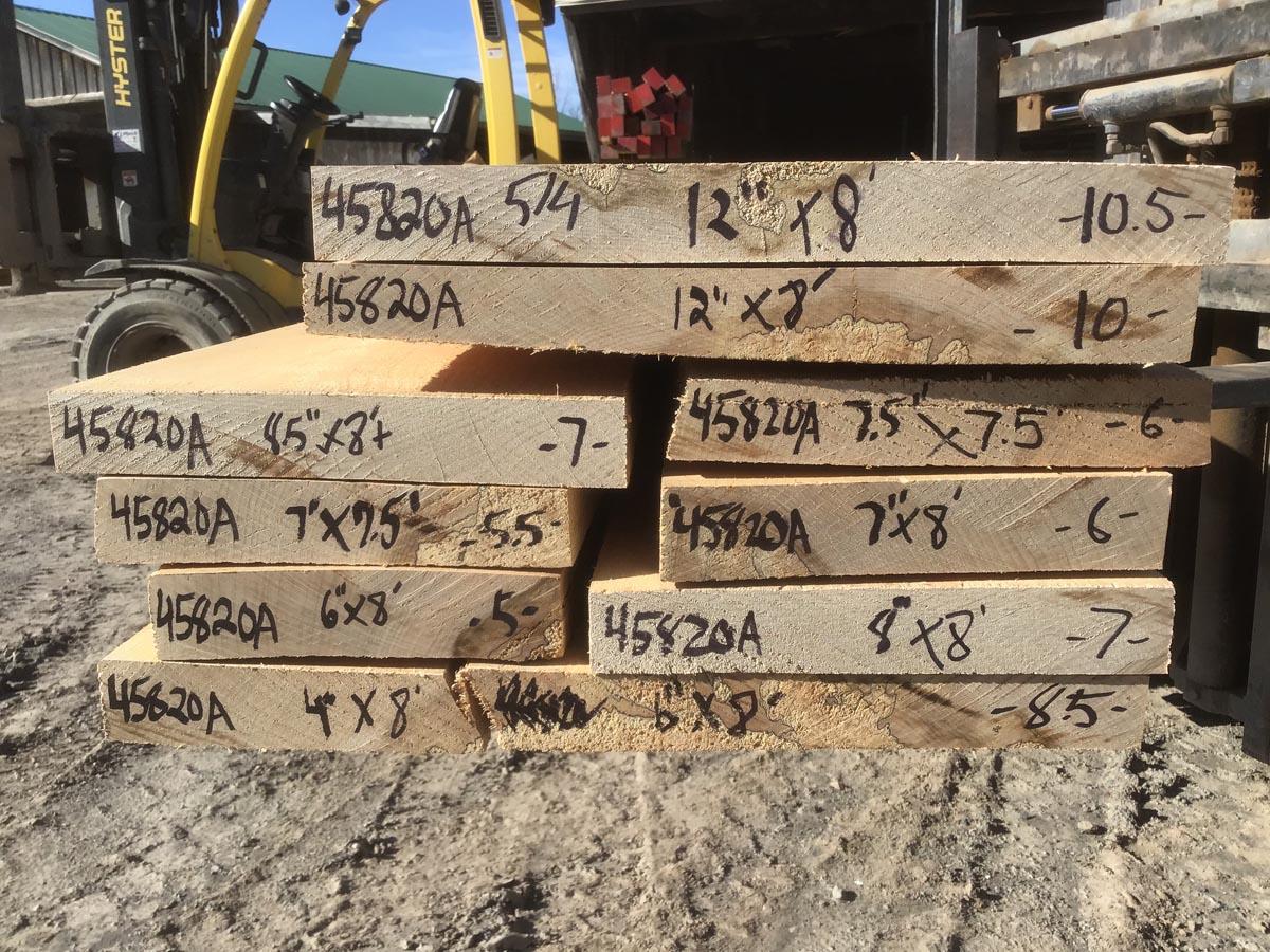 hard maple lumber, hardwood tops, wooden tops