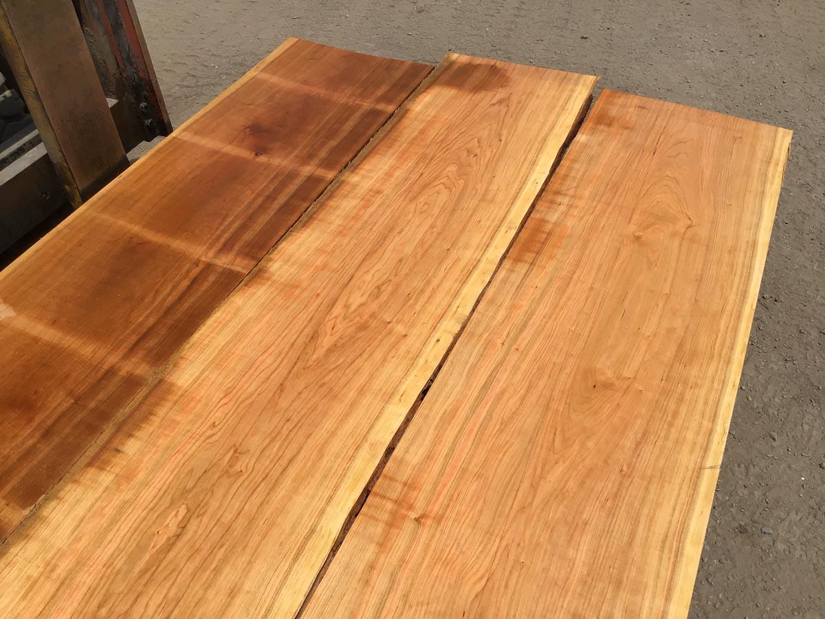 cherry tabletop, premium lumber, high quality lumber