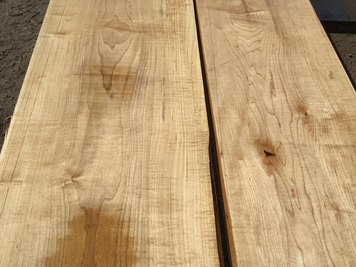 hard maple tabletop, wooden tops, premium lumber