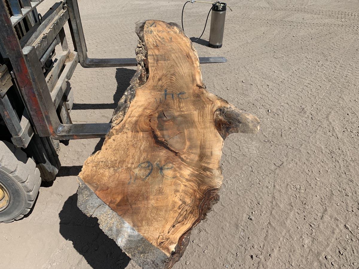 spalted maple slab, wooden tops, premium lumber, rustic slabs