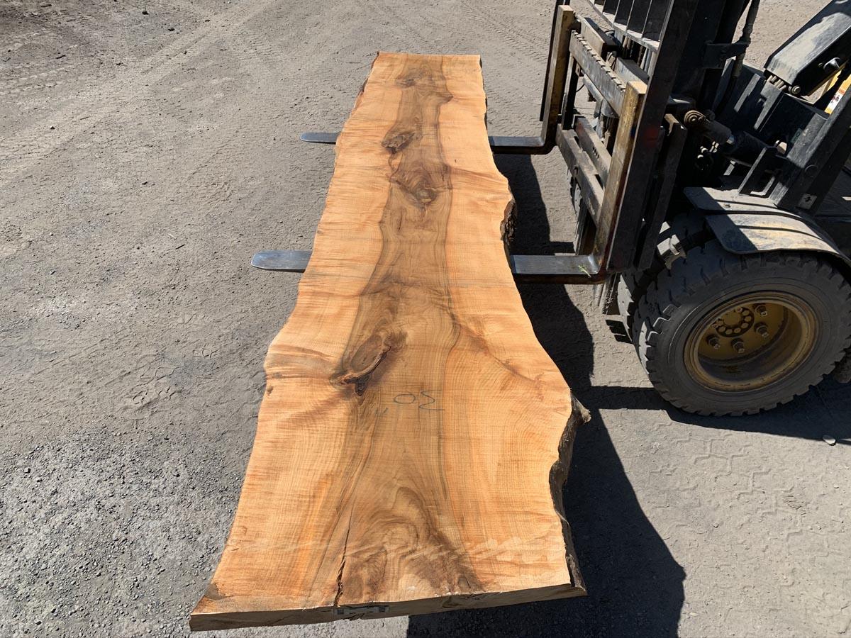 tiger maple slab, tiger maple live edge, premium lumber, high quality lumber