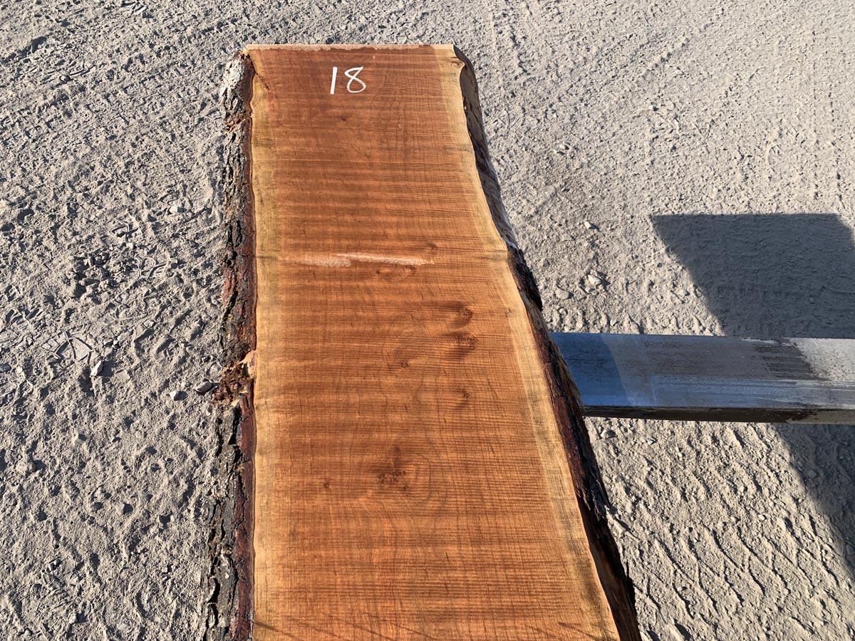 live edge cherry, cherry slab, cherry tabletop, premium lumber