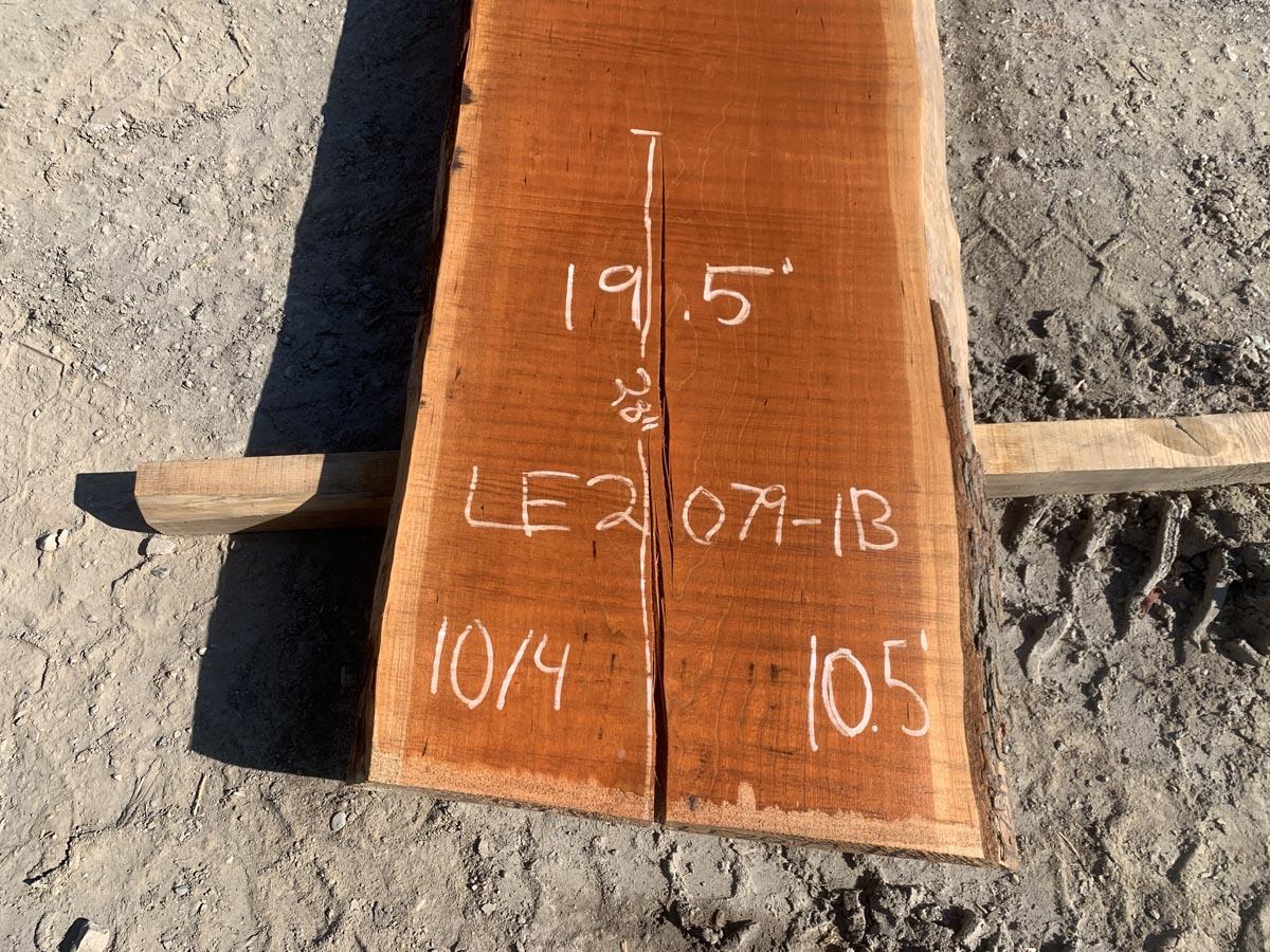 live edge cherry, cherry slab, high quality lumber, wooden tops