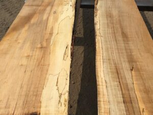 spalted maple lumber, hardwood lumber, wooden tops