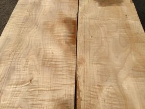 tiger maple lumber, high quality lumber, premium lumber