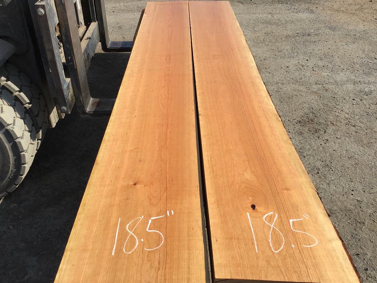 wide cherry lumber, hardwood tops, wooden tops