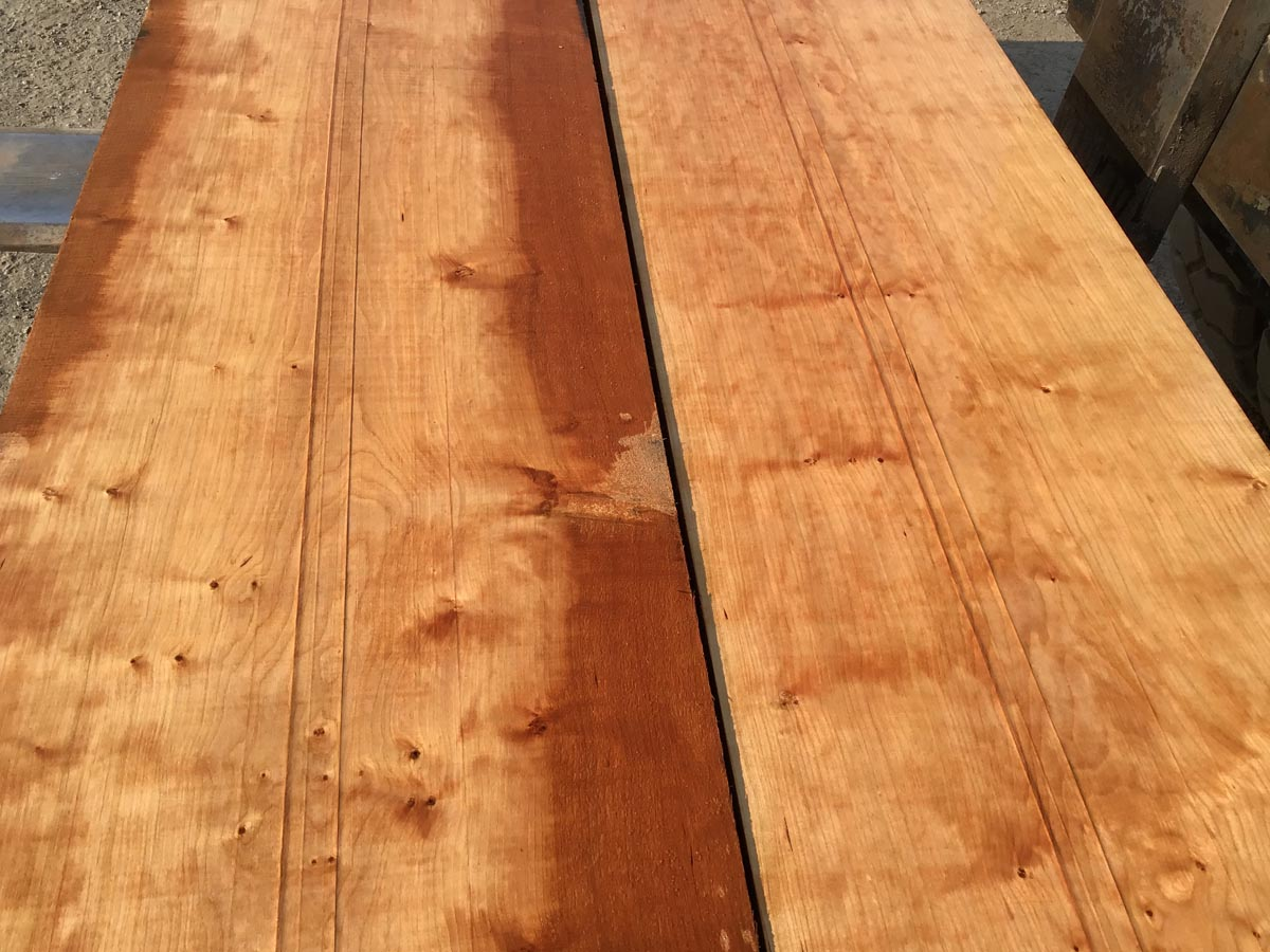 wide cherry lumber, hardwood tops, premium lumber